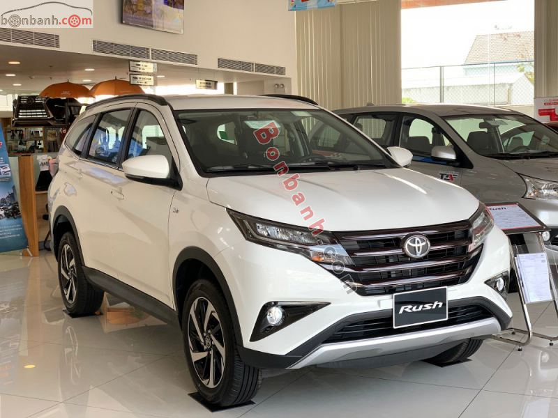 Hình ảnh xe Toyota Rush 2021 tại Việt Nam