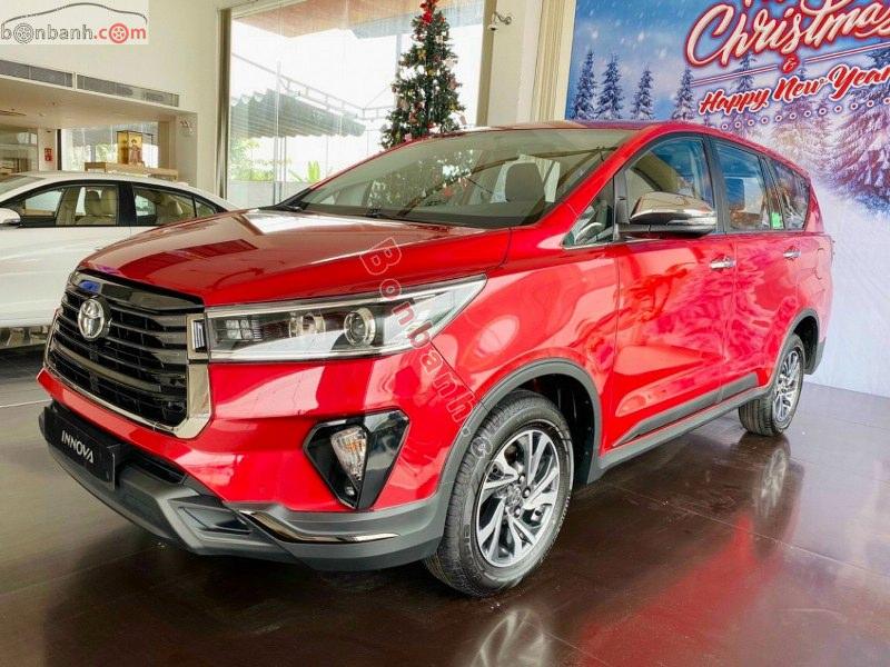 Ngoại thất Toyota Innova 2021