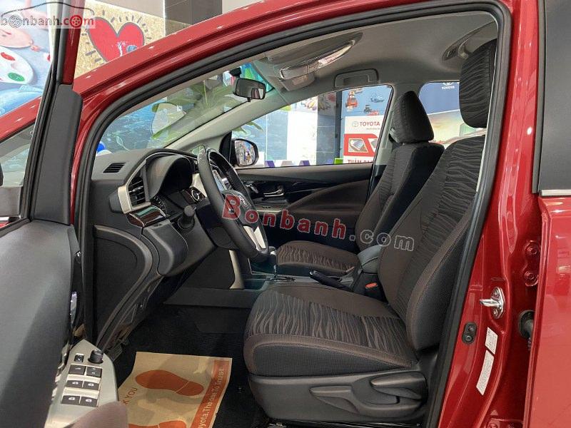 Nội thất Toyota Innova 2021