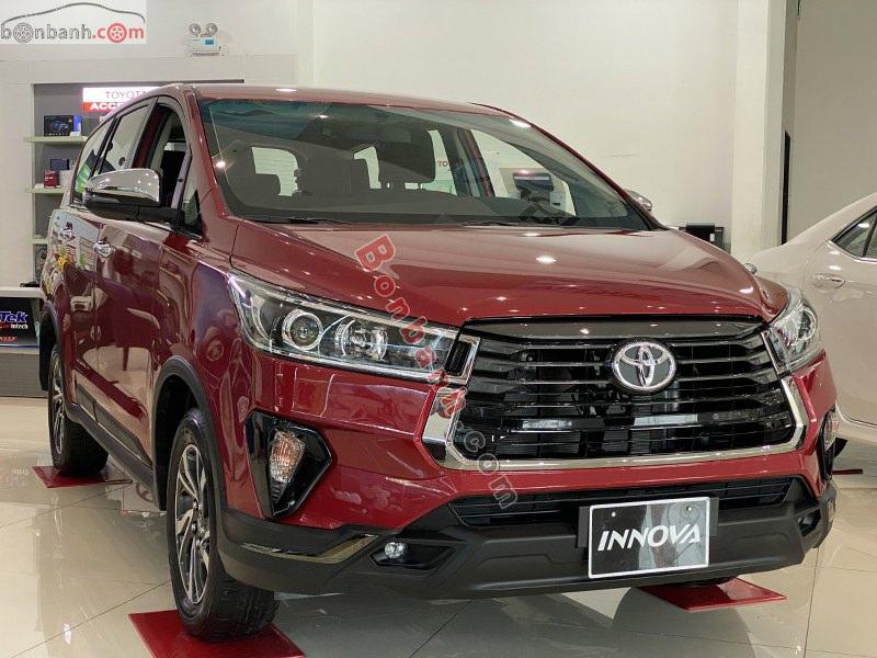 Hình ảnh Toyota Innova 2021 tại Việt Nam