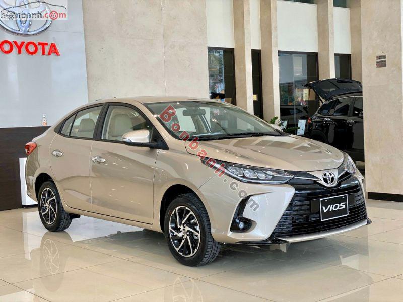 Toyota Vios 2021 thế hệ mới tại Việt Nam