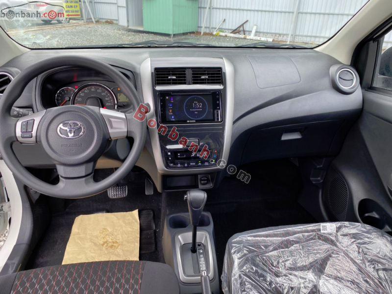 Hình ảnh Cabin xe Toyota Wigo 2021