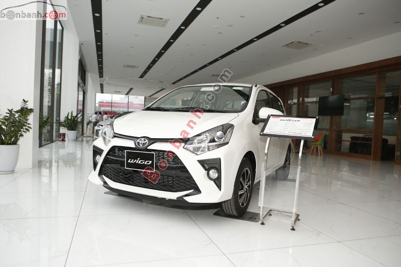 Hình ảnh Ngoại thất Toyota Wigo 2021