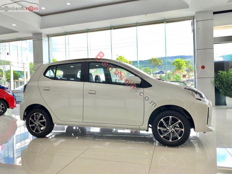 Hình ảnh thân xe Toyota Wigo 2021