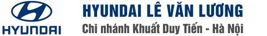 Hyundai Lê Văn Lương - CN Khuất Duy Tiến