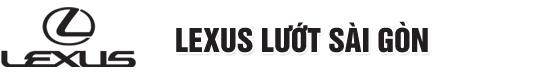 Lexus Lướt Sài Gòn
